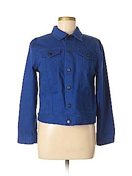 Talbots Denim Jacket Size M (Petite)