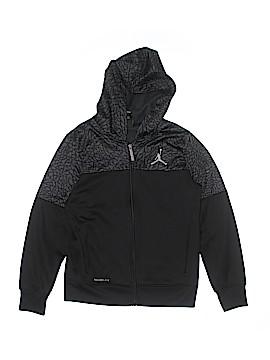 Jordan Zip Up Hoodie Size M (Kids)
