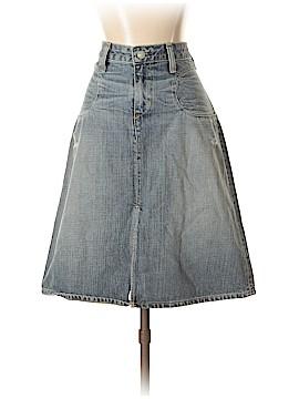 Paper Denim & Cloth Denim Skirt 27 Waist
