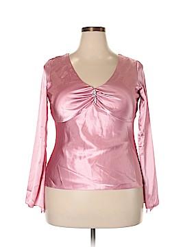 Xscape Sleeveless Blouse Size 14
