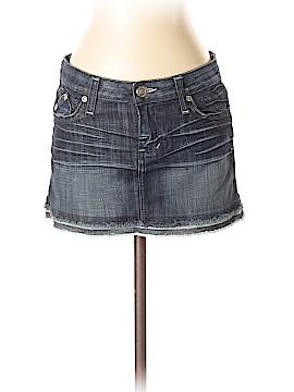 Rock & Republic Denim Skirt 25 Waist