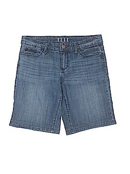 Elle Denim Shorts Size 4