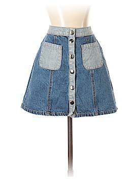 BDG Denim Skirt Size 2