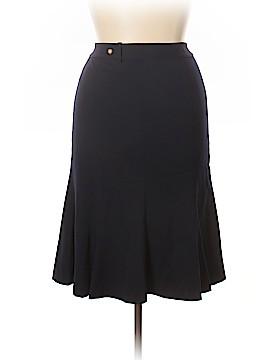 Lauren by Ralph Lauren Wool Skirt Size 14 (Petite)