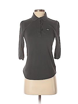 Lacoste 3/4 Sleeve Polo Size 36 (EU)