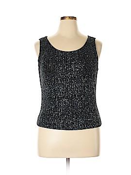 Xscape Sleeveless Top Size XL