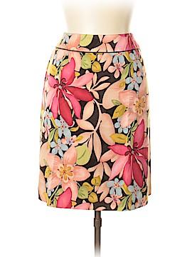 Talbots Silk Skirt Size 10