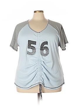 Venezia Short Sleeve Top Size 28 - 26 Plus (Plus)