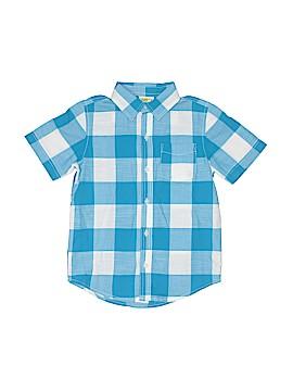 Crazy 8 Short Sleeve Button-Down Shirt Size 5 - 6