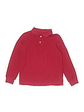 Gap Kids Long Sleeve Polo Size 5 - 6