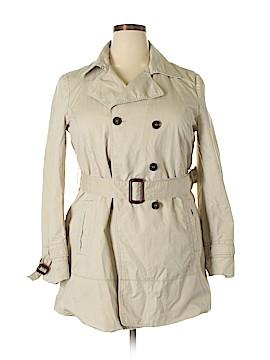 Zara Basic Trenchcoat Size XXL