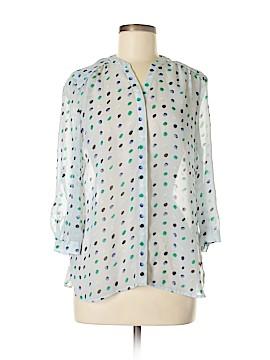 Covington 3/4 Sleeve Blouse Size S (Petite)