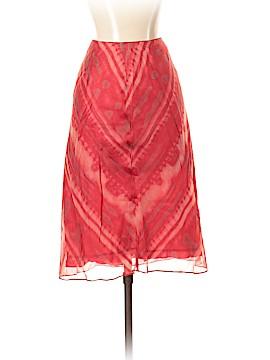 Tahari Silk Skirt Size 2