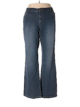 Daisy Fuentes Jeans Size 18W (Plus)