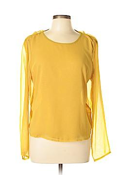Costa Blanca Long Sleeve Blouse Size L