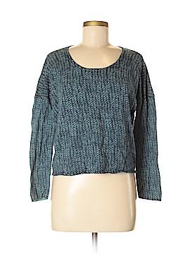 Garnet Hill Wool Pullover Sweater Size M