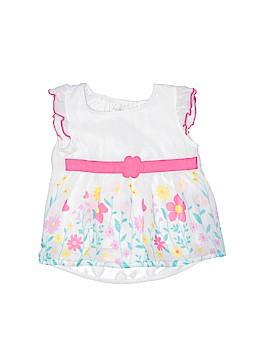 Healthtex Short Sleeve Blouse Size 3-6 mo
