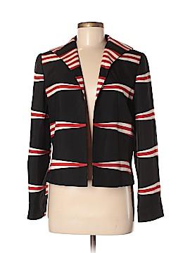Linda Allard Ellen Tracy Silk Blazer Size 4