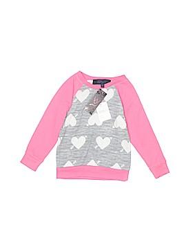 W Girl Sweatshirt Size 3T