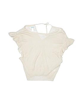 Susina Short Sleeve Top Size M