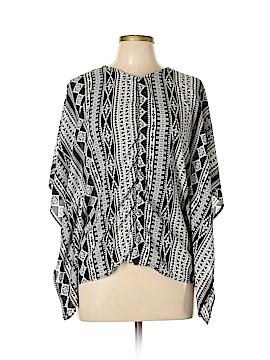 BonWorth Short Sleeve Blouse Size S