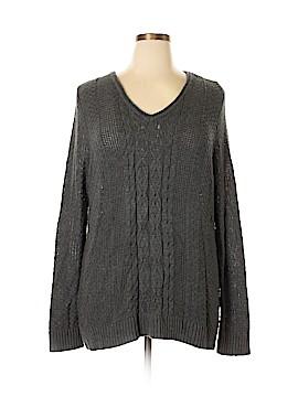 Laura Scott Pullover Sweater Size 1X (Plus)