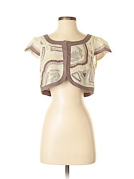 Ett:Twa Short Sleeve Blouse Size XS