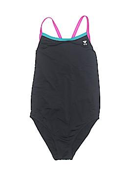 TYR One Piece Swimsuit Size 38 (Plus)