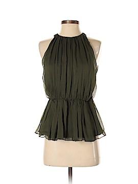 Alice + olivia Sleeveless Silk Top Size S