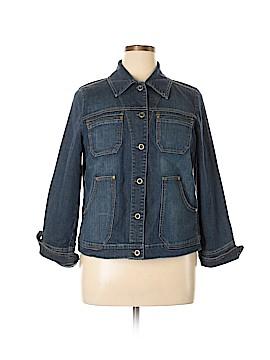 Jeanstar Denim Jacket Size 0X (Plus)