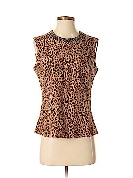 G by Giuliana Rancic Sleeveless Blouse Size S