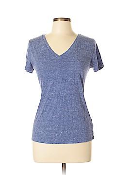 Diva by Dana Buchman Short Sleeve T-Shirt Size L
