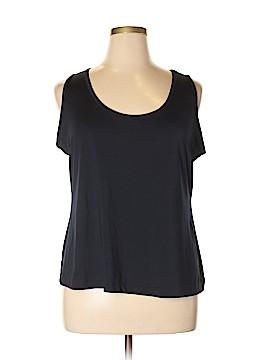 Eloquii Sleeveless T-Shirt Size 18 - 20 Plus (Plus)