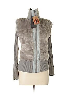 New York Yoki Collection Faux Fur Jacket Size L