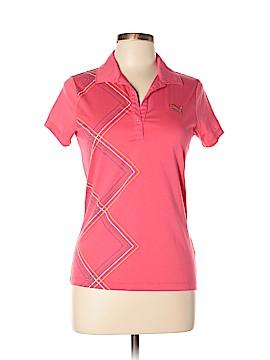 Puma Short Sleeve Polo Size M