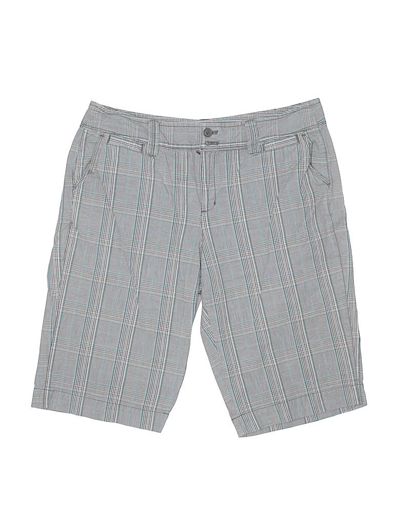 Route 66 Women Khaki Shorts Size 9 - 10