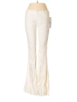 Hudson Jeans Linen Pants 27 Waist