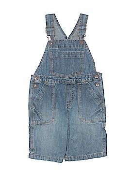 Genuine Kids from Oshkosh Overall Shorts Size 4T