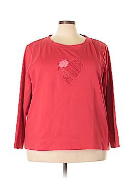 Coldwater Creek Long Sleeve T-Shirt Size 2X (Plus)