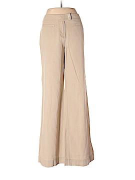 New York & Company Linen Pants Size 8