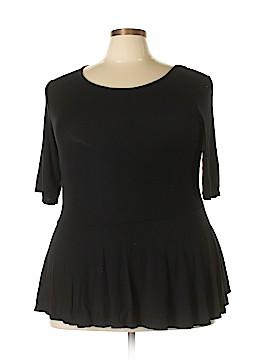 Apt. 9 Short Sleeve Top Size 2X (Plus)