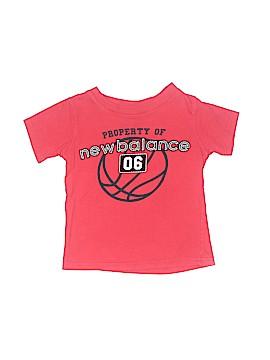New Balance Short Sleeve T-Shirt Size 2T