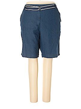 White Stag Denim Shorts Size 26W (Plus)