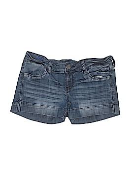 See Thru Soul Denim Shorts 29 Waist