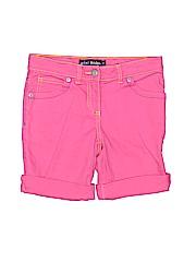 Mini Boden Girls Denim Shorts Size 11