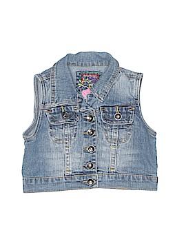Zana Di Jeans Denim Vest Size S (Kids)