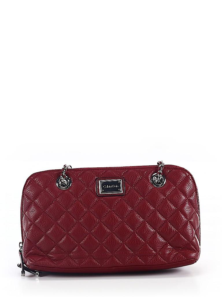 cb7a4067ffe Calvin Klein Solid Burgundy Shoulder Bag One Size - 60% off | thredUP
