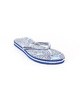 Vera Bradley Flip Flops Size 9 - 10