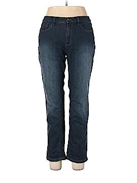 D&Co. Jeans Size 12 (Petite)
