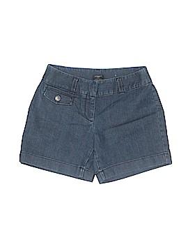 Ann Taylor Factory Denim Shorts Size 0